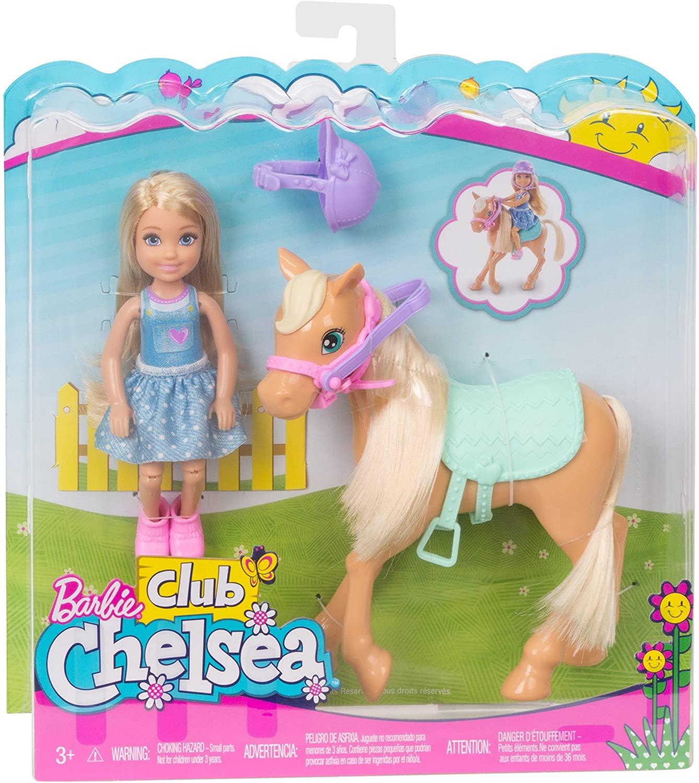 [AMAZON Prime] Barbie Chelsea und Pferd