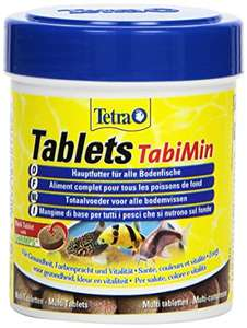 [AMAZON Pantry] Tetra Tablets TabiMin 275 Tabletten Dose