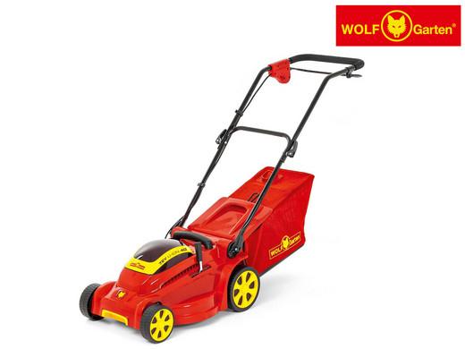 """Wolf-Garten Akku-Rasenmäher """"72 V Li-Ion Power 40"""" (Schnittbreite 40 cm, Schnitthöhe 25 - 75 mm, Für Rasenflächen von 500 - 800 m²) [iBOOD]"""