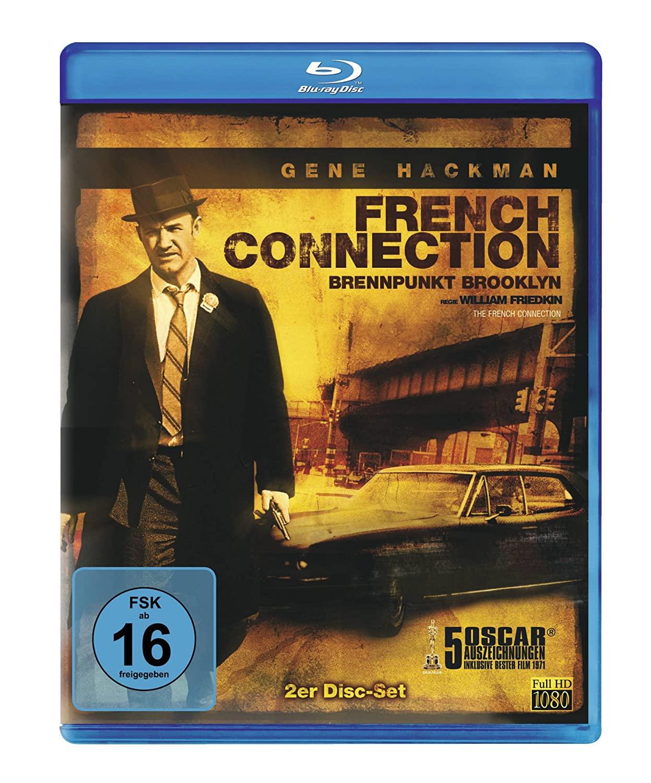 French Connection - Brennpunkt Brooklyn (2 Discs Blu-ray) für 5,59€ (Weltbild)