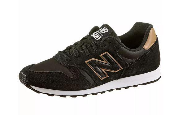 New Balance ML 373-D black/veg tan Herren Sneaker (Gr. 41,5 - 47)