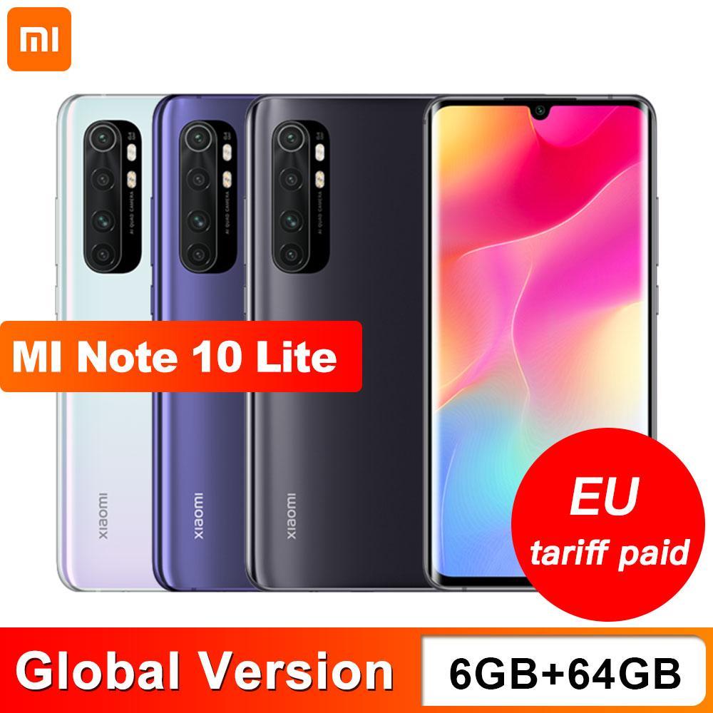 Xiaomi Mi Note 10 Lite 6/64 für 268,08€ über EU Lager | Dhgate.com