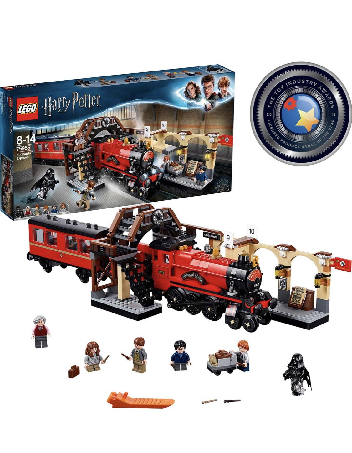 Lego Hogwarts Express 75955 bei Amazon.fr