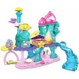 Vtech Kleine Entdeckerbande - Meerjungfrauen-Schloss ( Spielfigur mit 6 Melodien und 3 gesungenen Liedern )