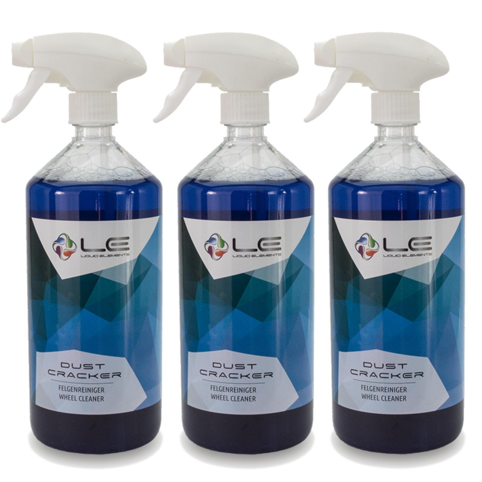 [Cleandot] Liquid Elements Dust Cracker Felgenreiniger 3 für 2