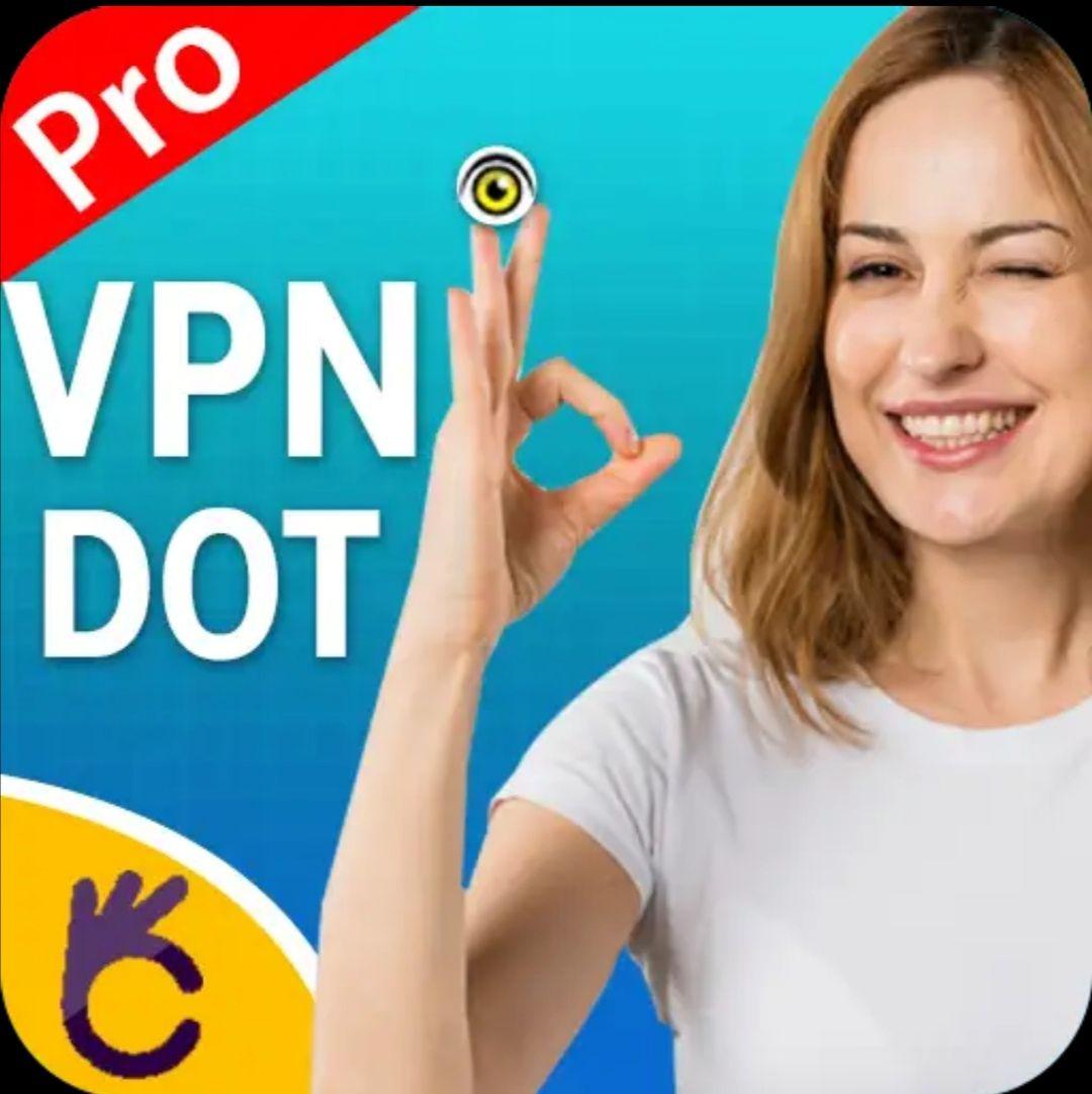 Dot VPN Pro (statt 13,99€ kostenlos)