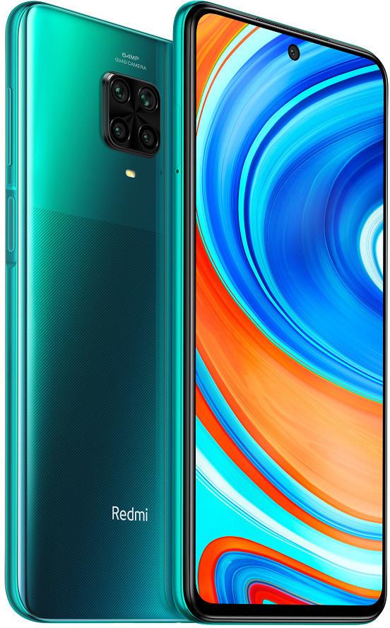 Xiaomi Redmi Note 9 Pro (128GB) für 53,99€ Zuzahlung mit 5GB LTE Crash Tarif für 12,99€ / Monat im Vodafone-Netz
