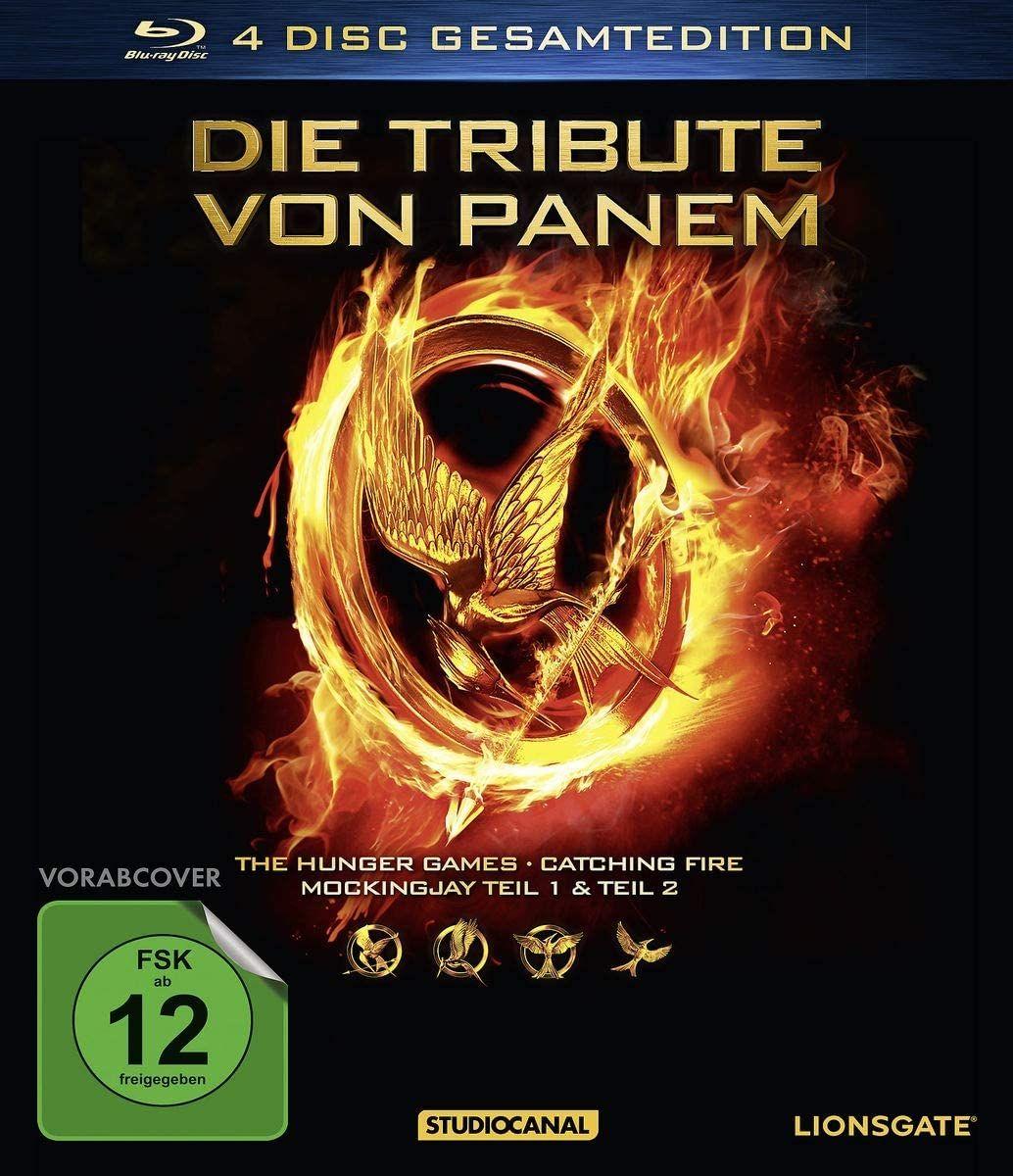 Die Tribute von Panem - Gesamtedition [Blu-ray] [Amazon Prime]