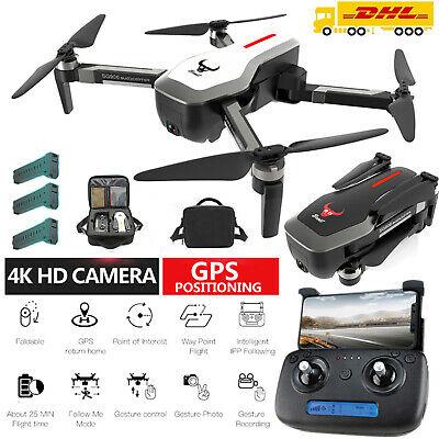 Drohne SG906 5G WIFI mit 4K Kamera