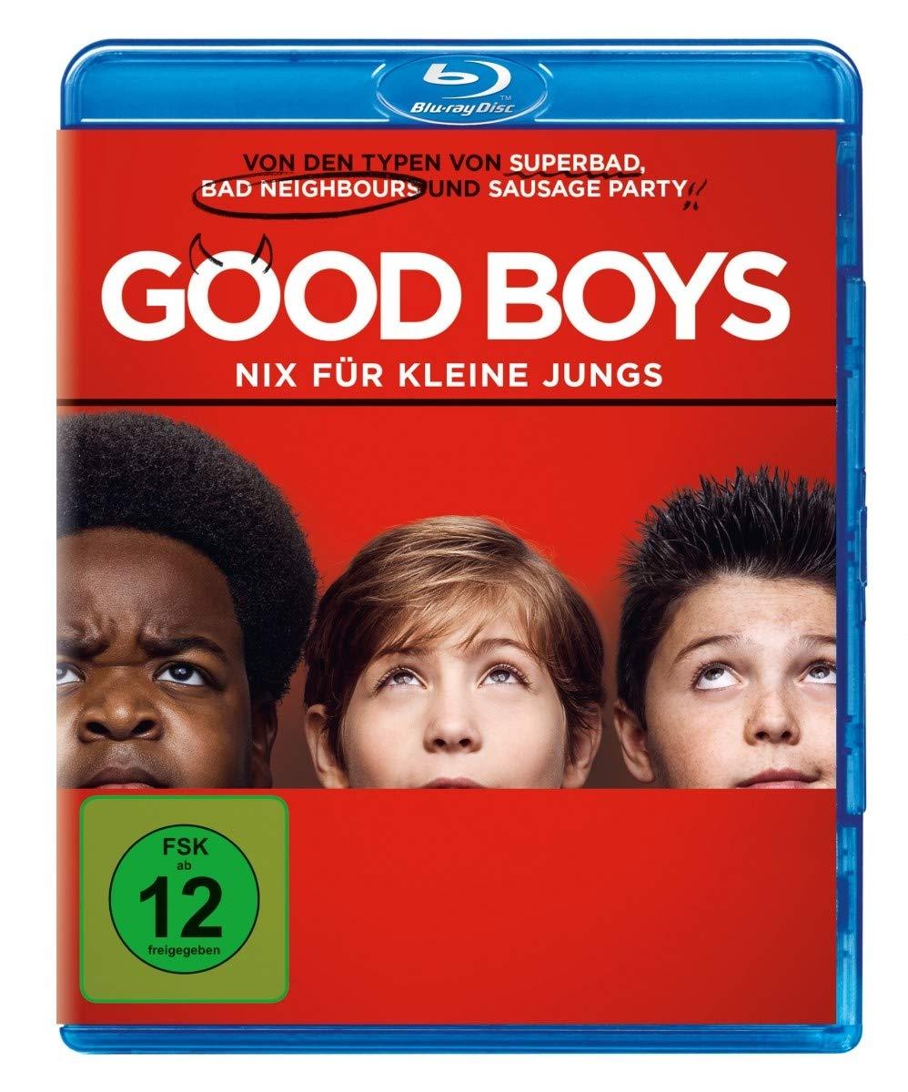 Good Boys - Nix für kleine Jungs (Blu-ray) für 8,76€ (Amazon Prime & Müller Abholung)
