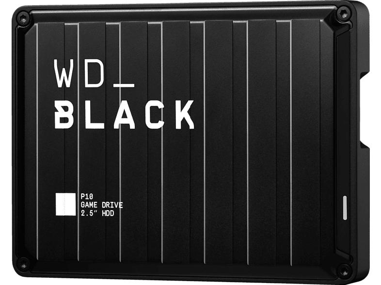 WD Black P10 Game Drive Externe Festplatte 4TB