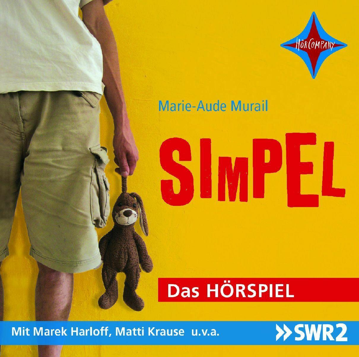 """Gratis / Kostenlos: Hörspiel """"Simpel"""" nach Marie-Aude Murail als mp3-Download beim WDR"""