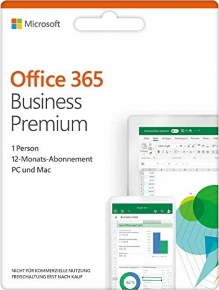Microsoft Office 365 Business Premium (12 Monate, 1 Benutzer, bis zu 15 Endgeräte) für 59€ (Saturn)