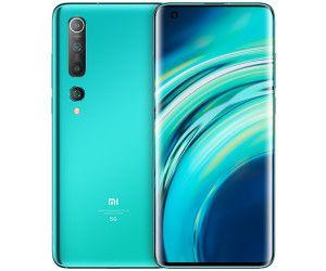 XIAOMI Mi 10 256 GB Coral Green, 8GB RAM (NewsletterGutschein) [Mediamarkt]