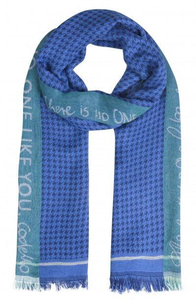 CODELLO | bis 50% Rabatt im Summer-Sale, zB.: XL-Schal Forever Blue