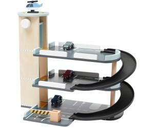 Kids Concept Parkhaus 3-stöckig Aiden (Kinderspielzeug)