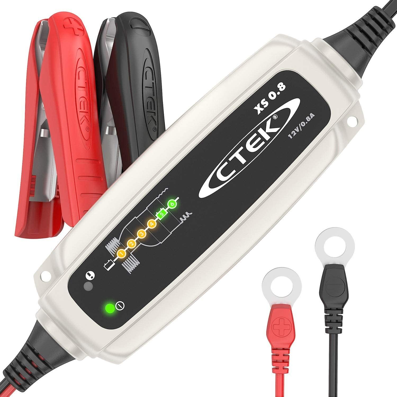 CTEK XS 0.8 Batterie-Ladeerhaltungsgerät 12V 0,8A