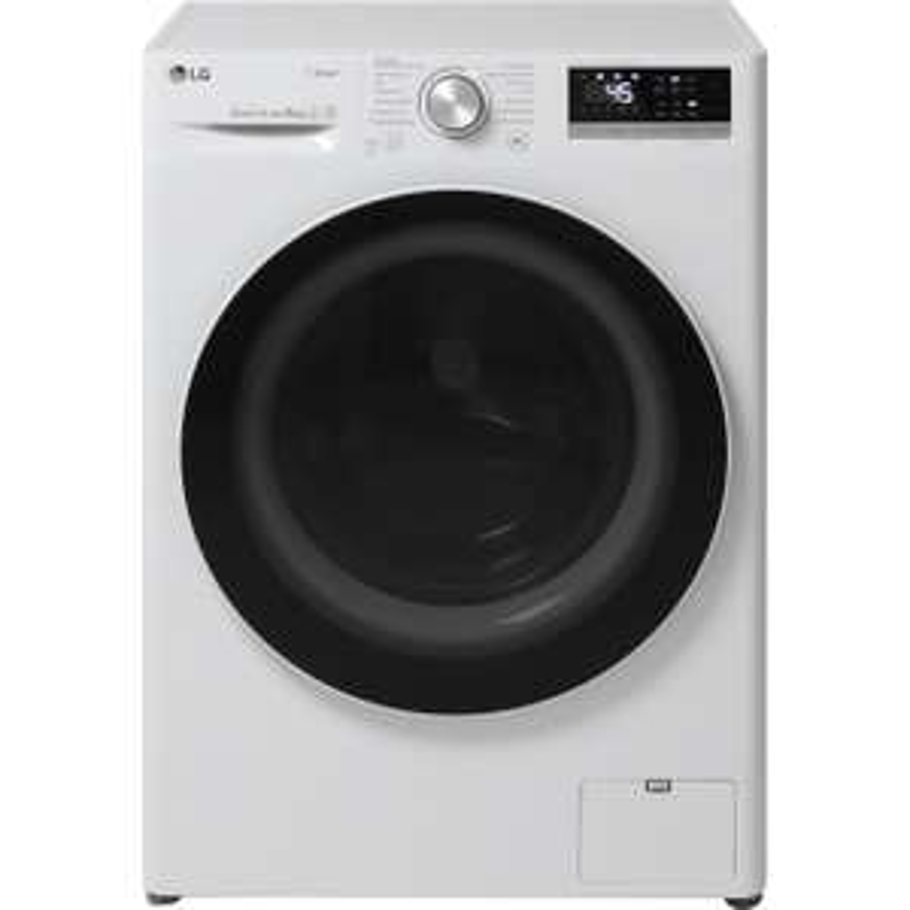 LG F4 WV 408S0 Waschmaschine, 8 kg, 1400 U/Min, A+++ mit WLAN / APP Touchscreen