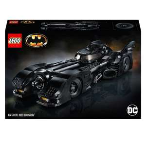 LEGO Batman 76139 Batmobile 1989