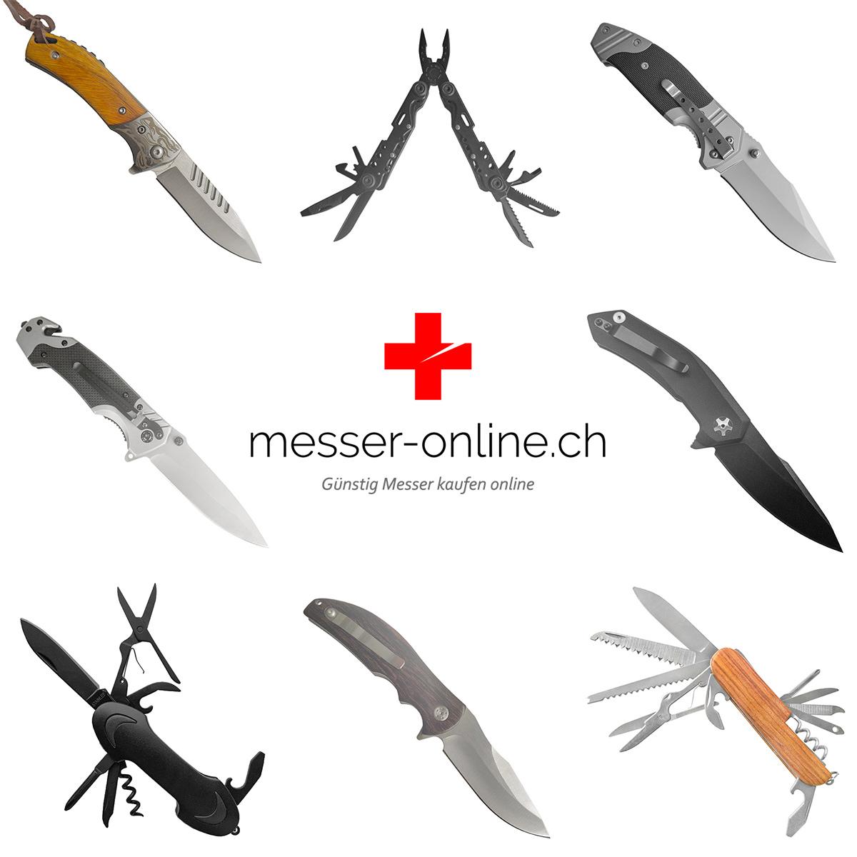 [Schweiz] 20% Rabatt auf das ganze Sortiment bei messer-online.ch