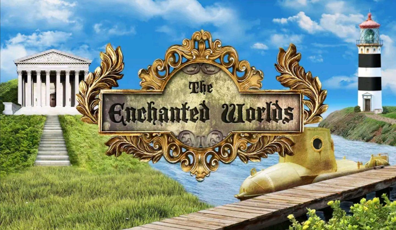 "Android Freebie Puzzle: The Enchanted Worlds (""Die verzauberten Welten"" ) (4,5) [PLAYSTORE]"