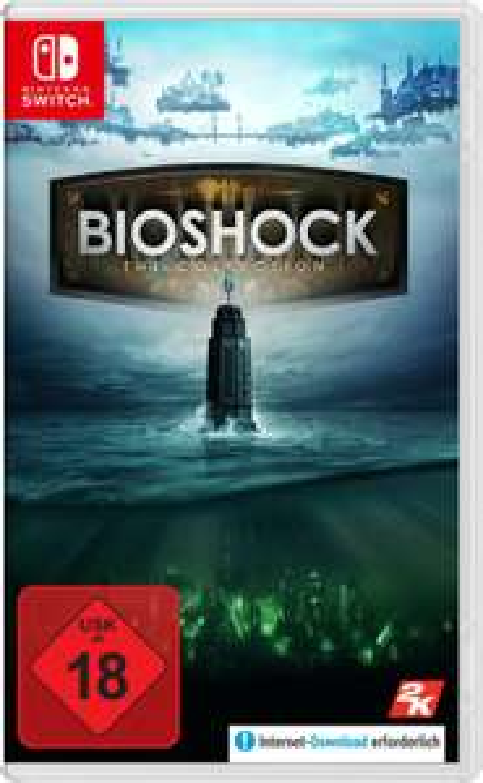 BioShock - The Collection (Switch) für 35,99€ (Müller Abholung)