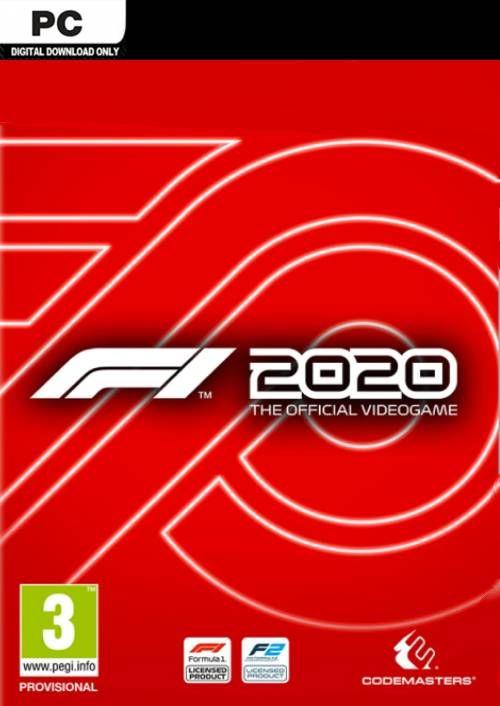 F1 2020 (Steam) für 30,37€ (CDKeys)
