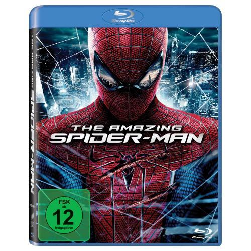 The Amazing Spider-Man (Blu-Ray)
