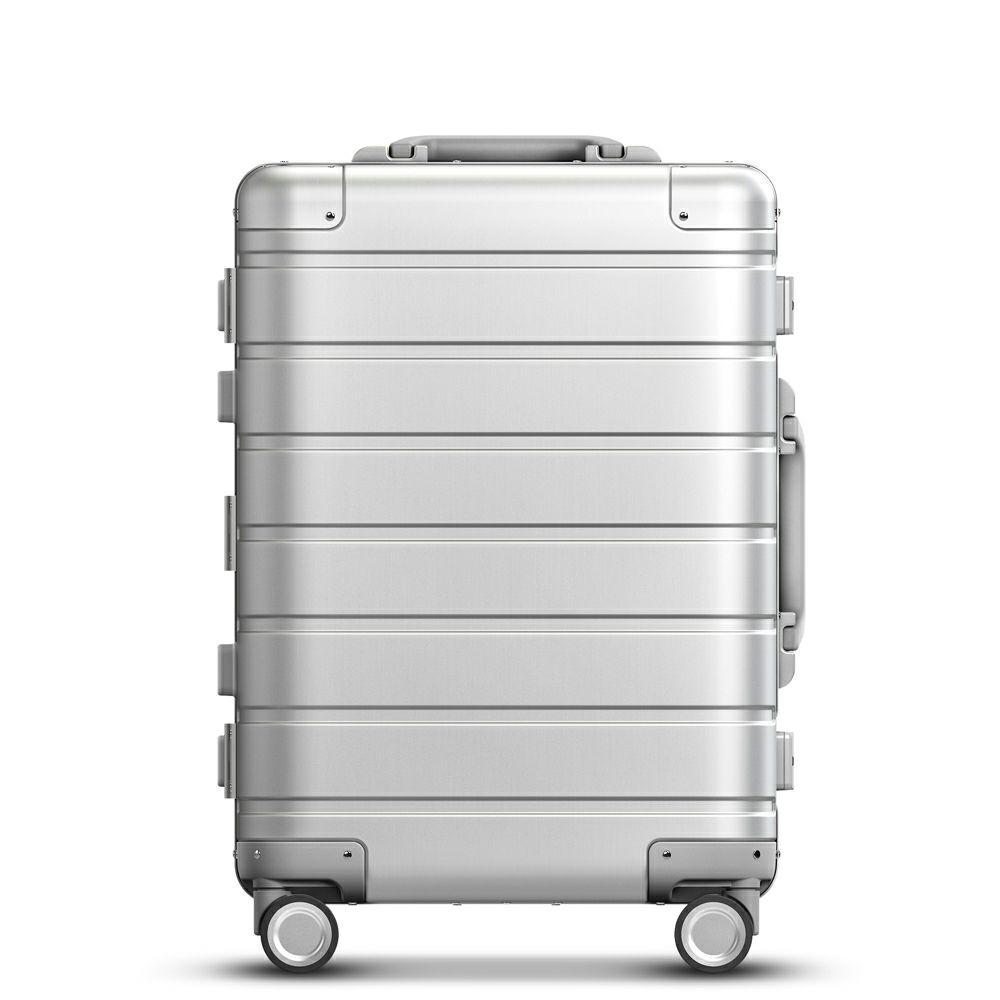Xiaomi Mi Metal Carry-on Luggage: Hartschalen Koffer - Versand aus EU (20 Zoll, 31 Liter, 4.3kg)