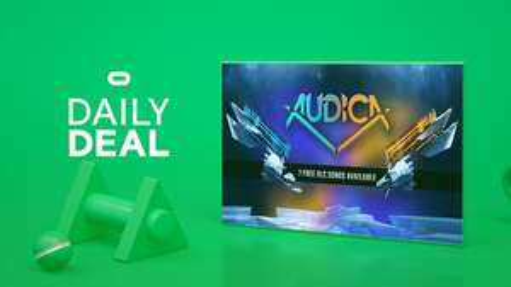 Oculus Quest Daily Deal:Audica