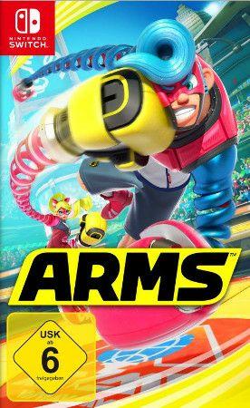 Expert.de nintendo Arms