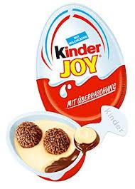 Ferrero Kinder JOY für 39 Cent [Zimmermann]