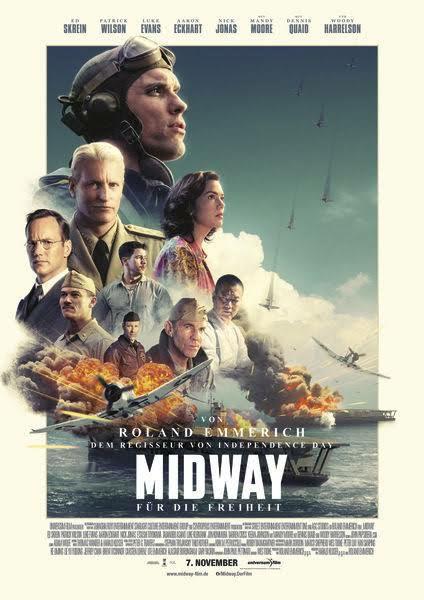 Midway - für die Freiheit (2019) // Film im Streaming bei Amazon / Sky Store in HD leihen