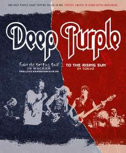 Deep Purple From The Setting Sun... (In Wacken) & ...To the Rising Sun (In Tokyo) [Limit. & nummeriertes 2 Blu-ray-Digipak] 3D [Prime]