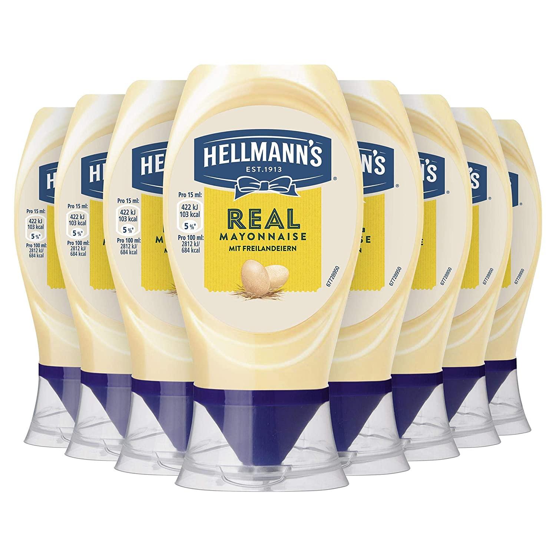 [Penny] Hellmann's Mayonnaise 250 g Flasche - effektiv 0,99€ durch Cashback