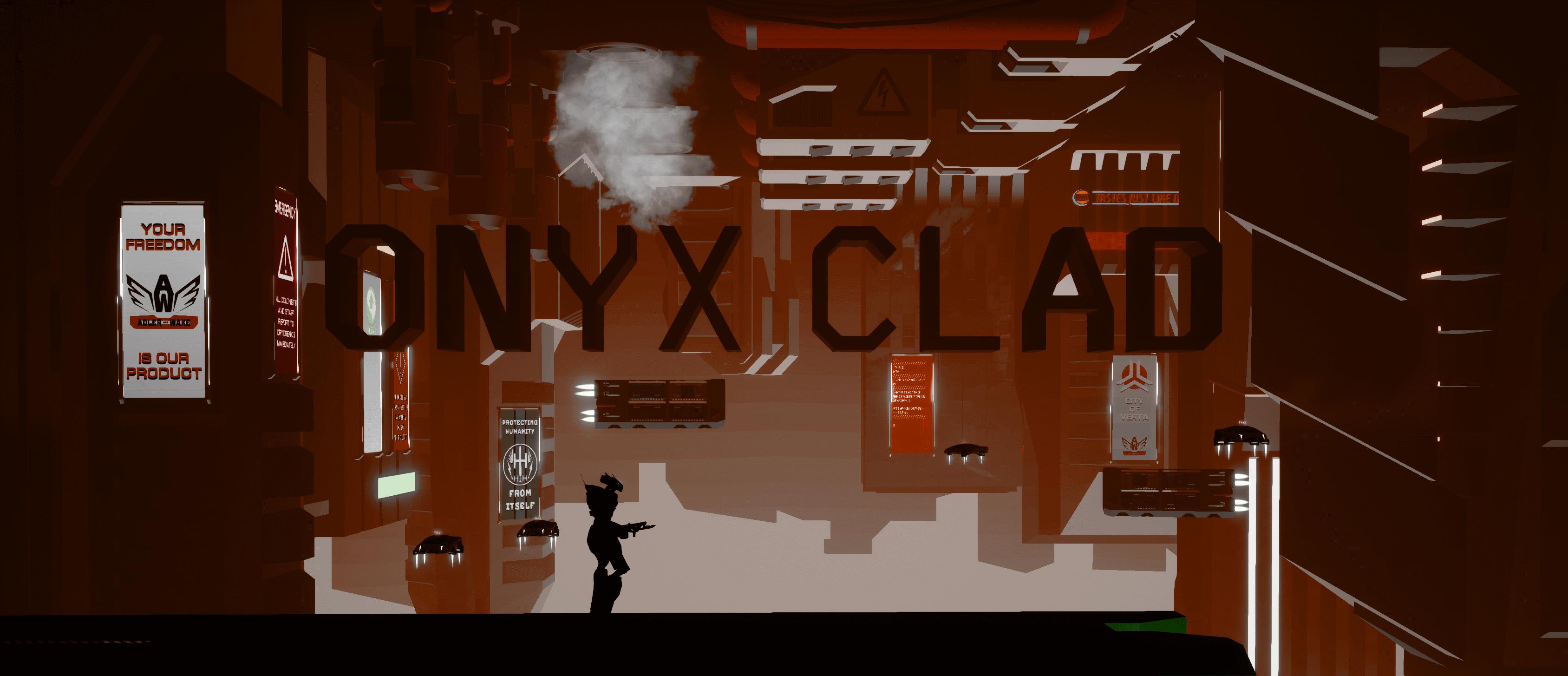 ONYX CLAD (PC) Shooter kostenlos (itch.io)
