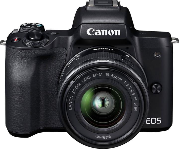 Canon M50 mit KIT Objektiv 15-45mm (CH)