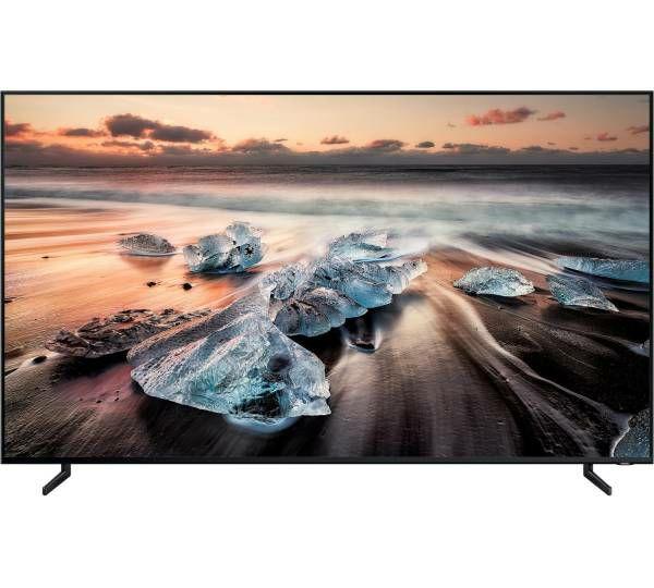 """[FR Grenzgänger] Samsung GQ85Q900R: 85"""" Fernseher (8K, QLED, Twin Tuner, VESA)"""