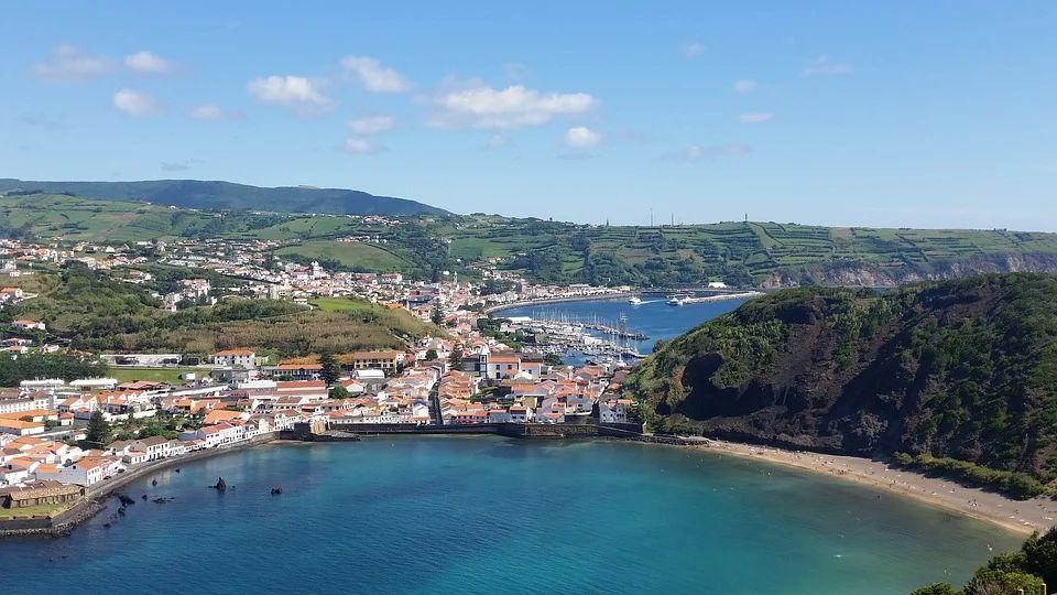 Azoren mit TAP Portugal ab Brüssel