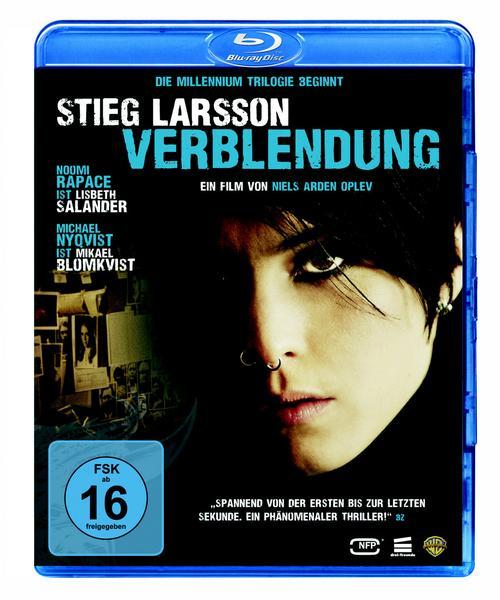 Verblendung (Blu-ray) für 4€ (Amazon Prime & Media Markt Abholung)