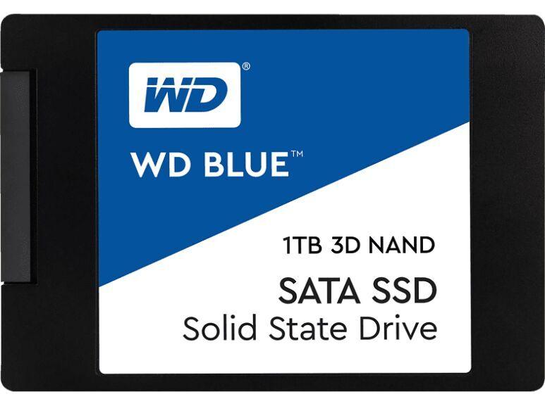 WD Blue 3D 1TB SSD für 99€ mit NL-Gutschein // Crucial MX500 500GB SSD für 61,99€ [Saturn]