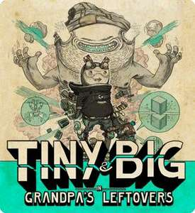 "80% Steam-Code für Indie-Game ""Tiny & Big: Grandpa's Leftovers"""