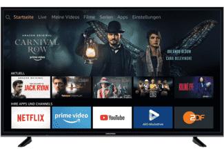 """Grundig 55GUB7062 FireTV Edit. (55"""" 4K LED) + Grundig DSB 970 Soundbar für 399€"""