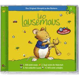 Gratis Hörspiel - Leo Lausemaus Folge 1 - Will nicht essen
