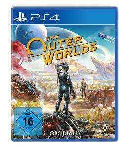 The Outer Worlds (PS4) für 21,24€ (Amazon Prime & Müller Abholung)
