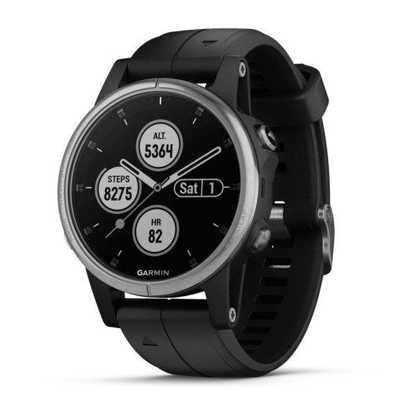 GPS-Multisport-Smartwatch Garmin Fenix 5s Plus für 348,18 inkl. Versand, bei Amazon für 358,95