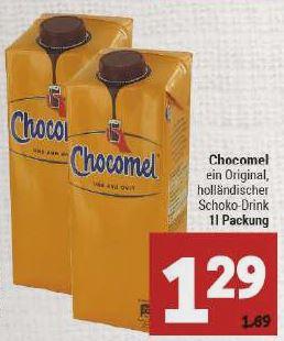 [Marktkauf Minden-Hannover] Chocomel mit 10% Coupon für 1,16€