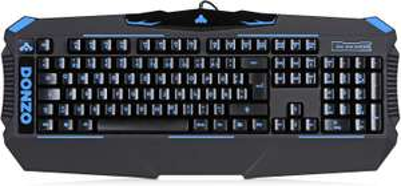 Donzo SI-863 Gamer Keyboard für 9,90