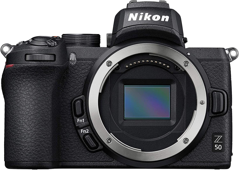 Nikon Z50 Systemkamera