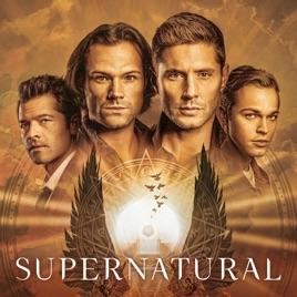 [Itunes US] Supernatural - Staffel 15 - digitale Full HD TV Show - nur OV